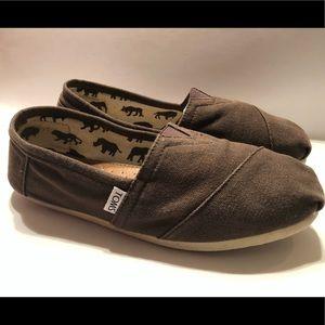 3fef9d8c07d TOMS brown women s 9 Loafer Shoes
